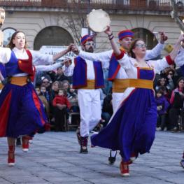 Boule de Gitanes à Mataró