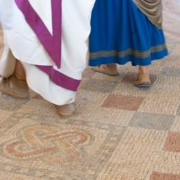 Caius i Faustina us conviden a Altafulla