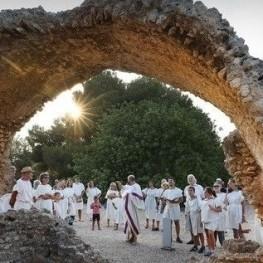 Caius y Faustina os invitan a la Villa de Altafulla