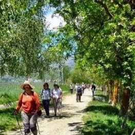 Walk of the Acequia in Puigcerdà