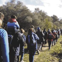 Caminada Guiada a Santa Maria de Palautordera