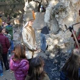 Campament del Patge Shelín a Sant Feliu de Llobregat