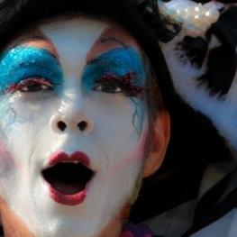 Carnaval des enfants à Artesa de Segre