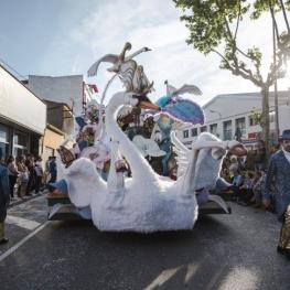 Carroussel de la Costa Brava. Fiestas de primavera de Palafrugell