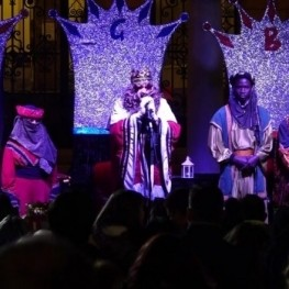 Cavalcada de Reis a Amposta
