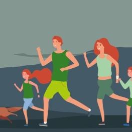 Clar de Lluna a Santa Maria de Palautordera