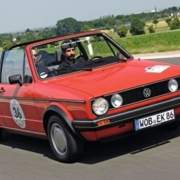Concentration de la Volkswagen Aircooled Classic Tossa de Mar