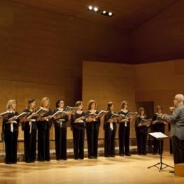 Concierto Coro Scherzo en Vila-seca