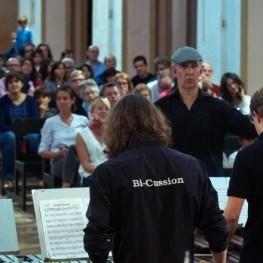 Concert of Bi-Cussion in Altafulla