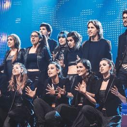 Concert de In Crescendo a Vilafranca del Penedès