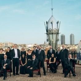 Concert del Cor de Cambra del Palau de la Música al Castell…