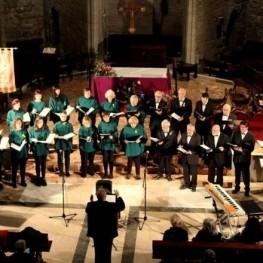 Concert final de l'Orfeó Santa Coloma de Queralt