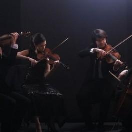 "Concert ""As far as harmony takes us: Gerhard Quartet"""