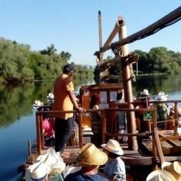 Creuers pel riu Ebre amb Lo Sirgador