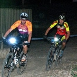 Carrera resistencia BTT en Els Hostalets de Pierola