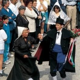 Dansa de Falgars a la Pobla de Lillet