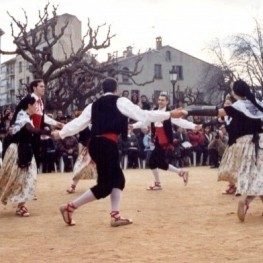 Dance of San Antonio de Sant Feliu de Codines