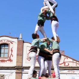 Journée des Castellers de Mollet del Vallés