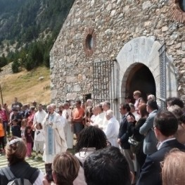 Saint Gil's Day in Vall de Núria