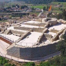 Diada del Castell de Cervià a Cervià de Ter