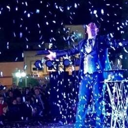 Encesa de llums de Nadal a Malgrat de Mar