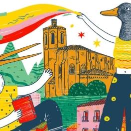 Encontats Mercat del Conte Infantil de Balaguer