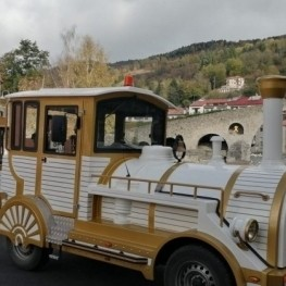 Summer with the Camprodon Valley Tourist Train