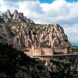 Excursió a Montserrat des d'Esponellà