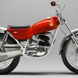 Exposició de Montesa al Museu de la Moto de Bassella