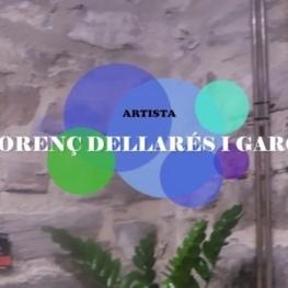 Exposition de peintures Llorenç Dellarés Garcia à Els Plans…