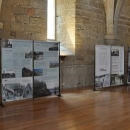 Exposition Patrimoine oublié, mémoire littéraire à Gelida