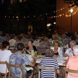 Fiesta de barrio de Can Carreras de Martorell