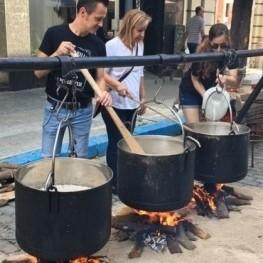Festa de la botifarra termal a Caldes de Montbui
