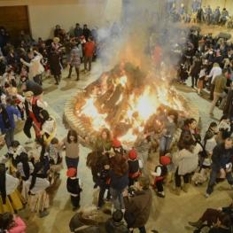 Fête de San Antonio de Ascó