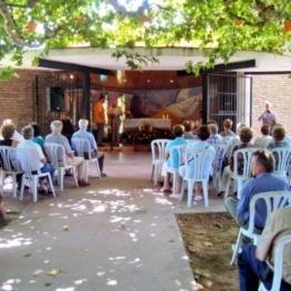 Festa de Sant Cristòfol a la Font Vella a Les Borges Blanques