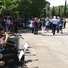 Festa de Solius a Santa Cristina d'Aro