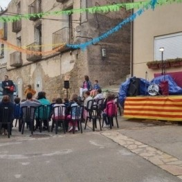 Party of the neighborhood of San Miguel de Cubells
