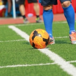 Fiesta del Fútbol en Sant Llorenç de la Muga