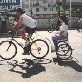Festa del Pedal a Palamós