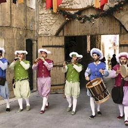 Fiesta del Renacimiento en Tortosa