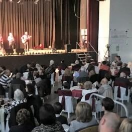 Festa dels octogenaris a les Borges Blanques