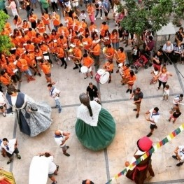 Festival of the Coromina in Cardona