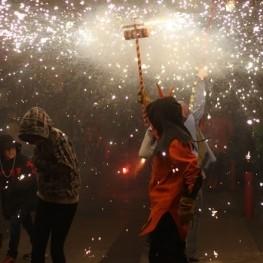 Festival of the Minerva in Calella