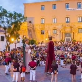 Festa Major de Santa Rosalia a Torredembarra