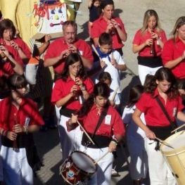 Fiesta Mayor de Verano de Castellfollit de Riubregós