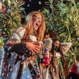 Major Winter Festival of Salou