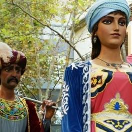 Fiesta Mayor de Vilanova y la Geltrú