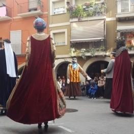Fêtes de Santo Cristo à Balaguer