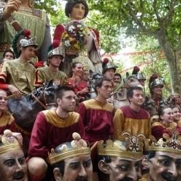 Festes del Tura a Olot