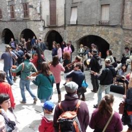 Festival Catalunya Celta a Bagà